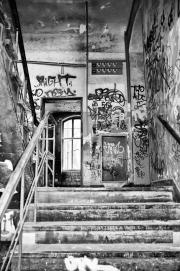 Rotten Stairway