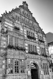 Das Rattenfänger Haus in Hameln